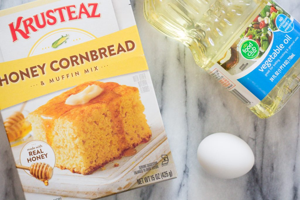 Cornbread Recipe Ingredients