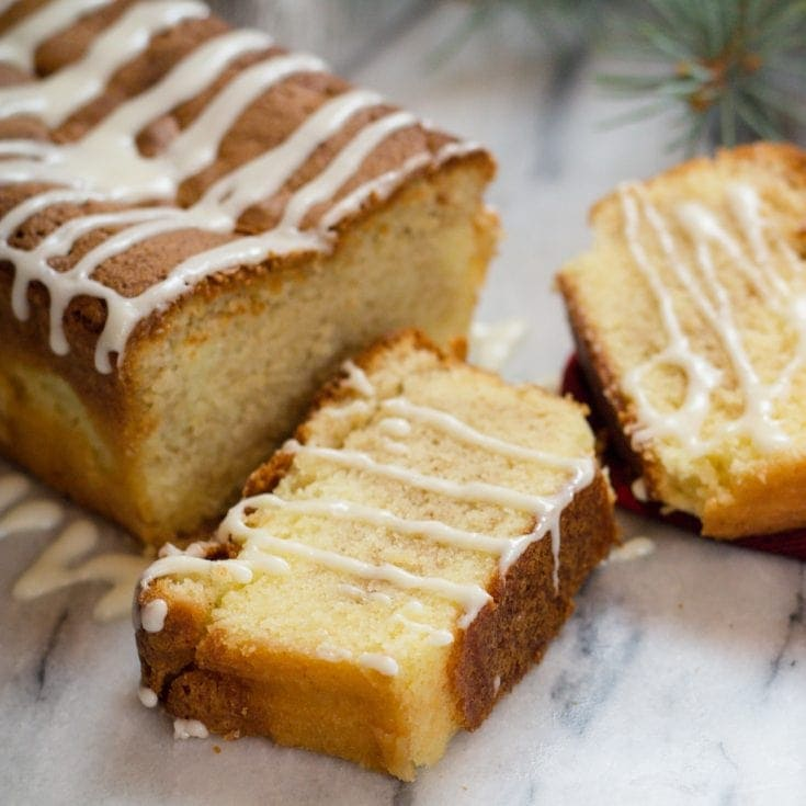 Eggnog Quick Bread Recipe