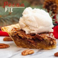 Easy Pecan Pie, Pecan Pie Recipe