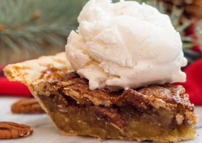 Grandpa's Favorite Pecan Pie Recipe