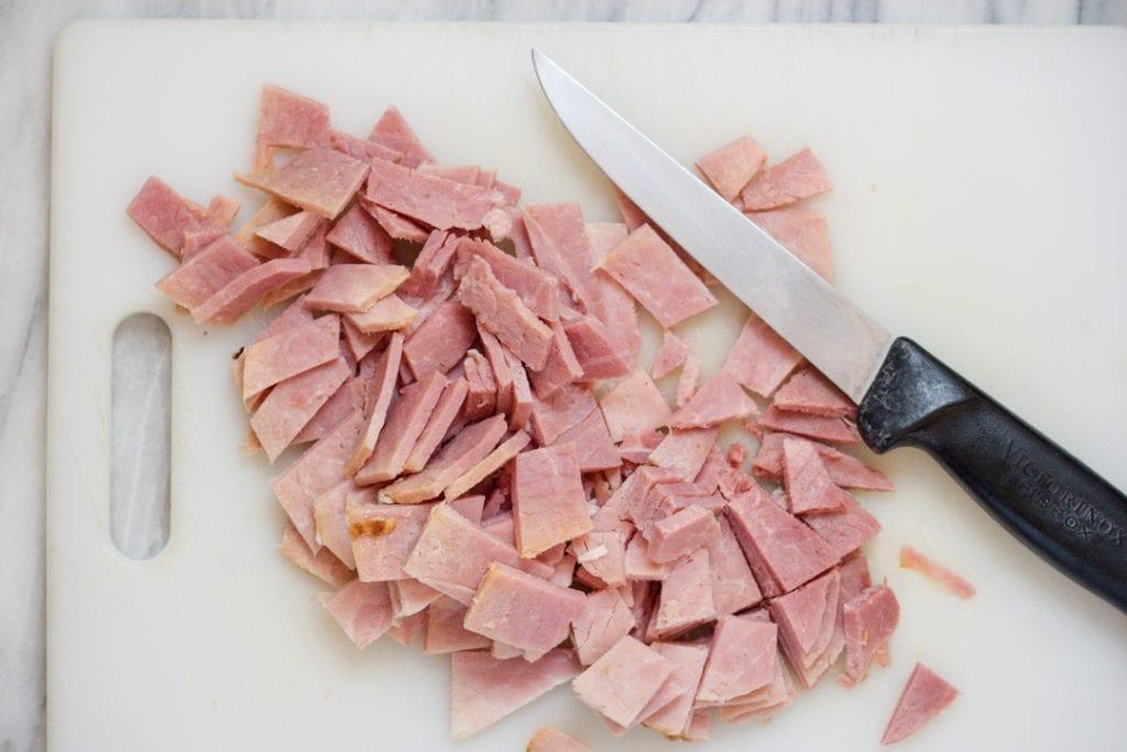 Diced Ham