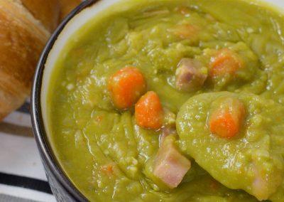 Best Instant Pot Split Pea Soup