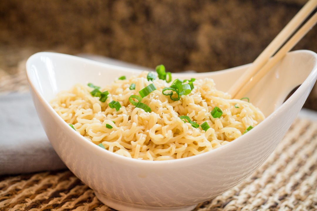 5 Minute Asian Noodles.. Yes you read that right. Made fresh and delicious in 5 minutes total time. Easy enough for teenagers to make too. My son makes this for school lunches and adds shredded chicken. Great as a side dish to other Chinese Take Out Recipes #devourdinner #asiannoodles #chinesenoodles #Noodles #instantPot #instantpotrecipes #recipes #easyrecipes #easynoodles #easysidedish #5minuterecipe #chinesetakeout #inmytummy #instagood #buzzfeed #feedfeed #takeout #chowmein