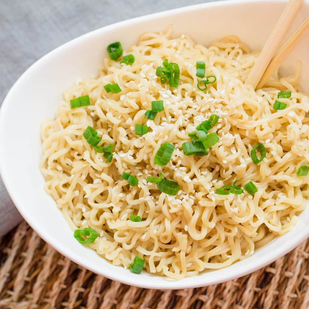 How to Make Ramen Asian Noodles