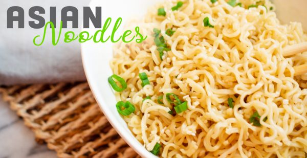 Asian Noodles