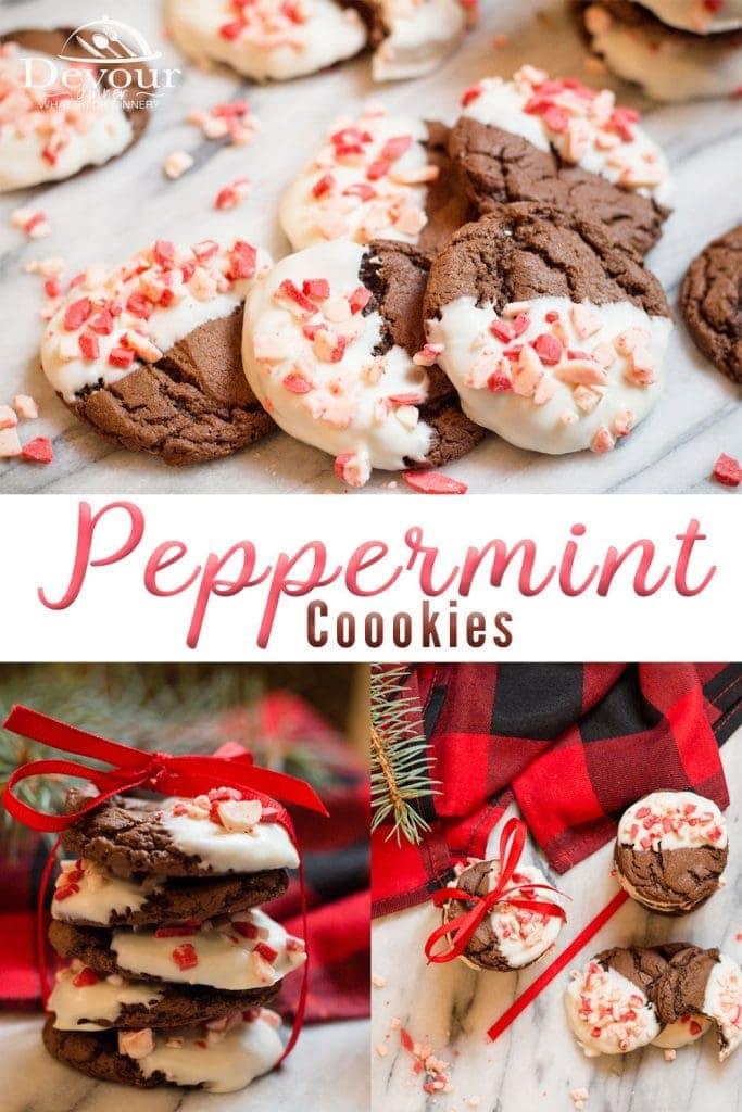 Easy Christmas Cookies Devour Dinner Easy Christmas Cookies