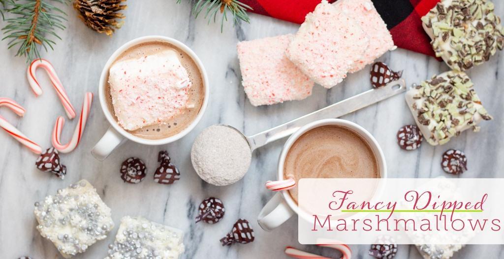 Fancy Marshmallows