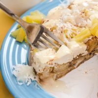 Coconut Tropical French Toast