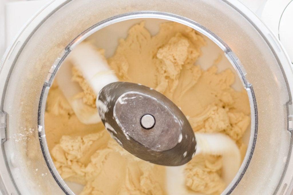 Sugar Cookies in Bosch Mixer