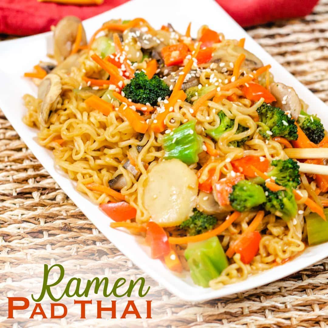 Ramen Pad Thai