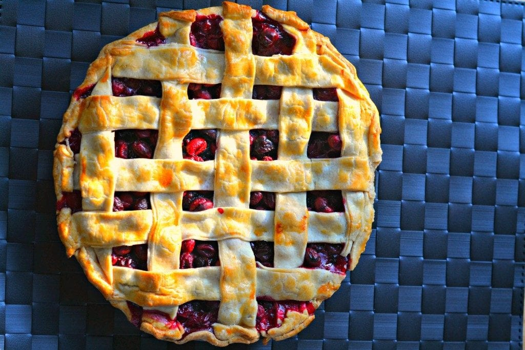 Tripple Berry Pie