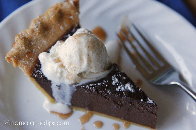 Chocolate Mexican Pie