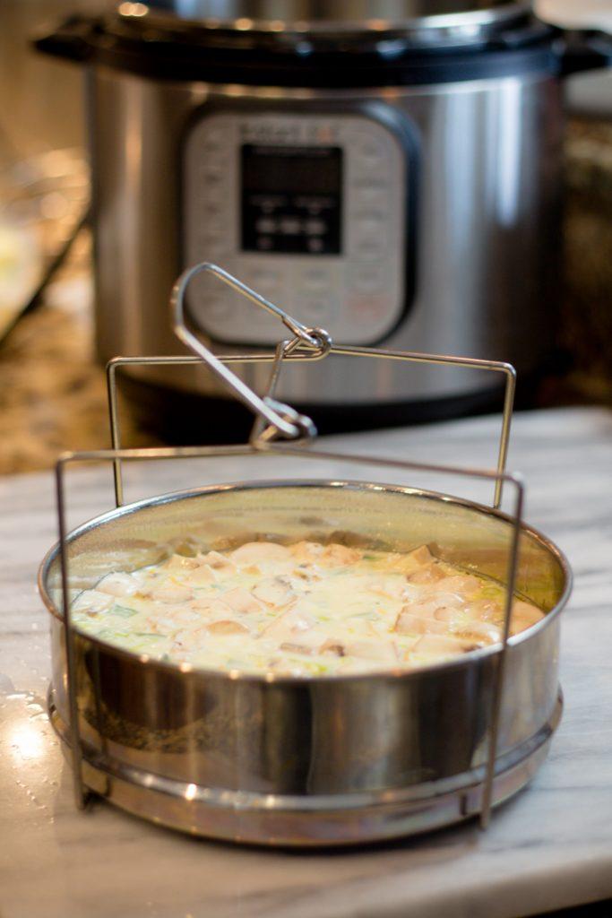 Denver Quiche Instant Pot Recipe
