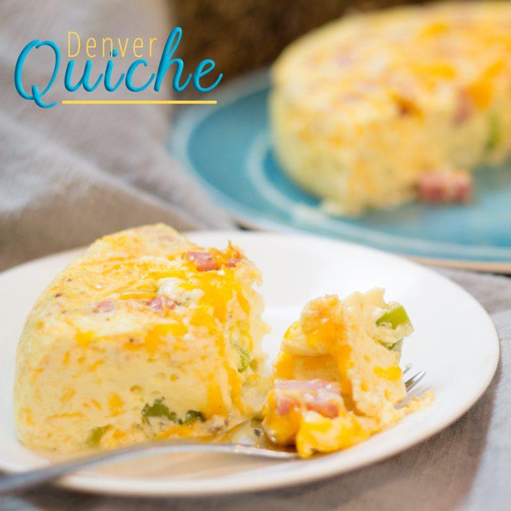Denver Omelette Quiche