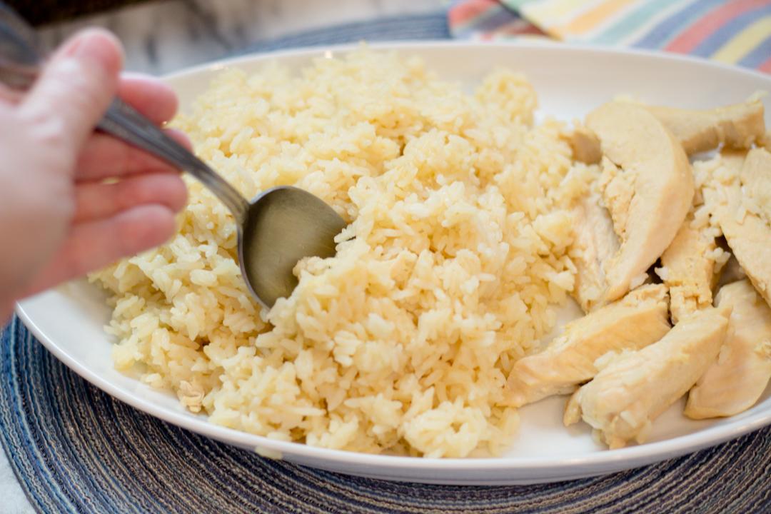 Honey Mustard Chicken And Rice Devour Dinner