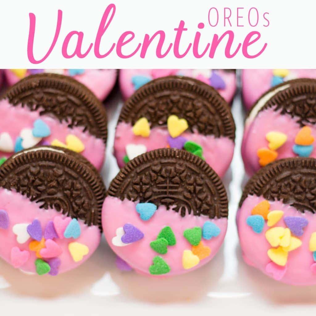 Oreo Valentines