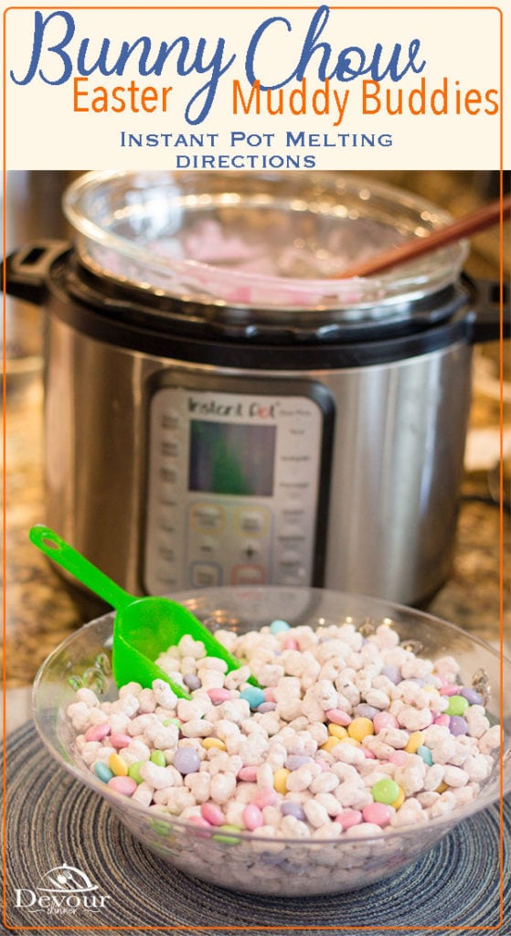 Bunny Chow_Easter Muddy Buddies Snack Mix