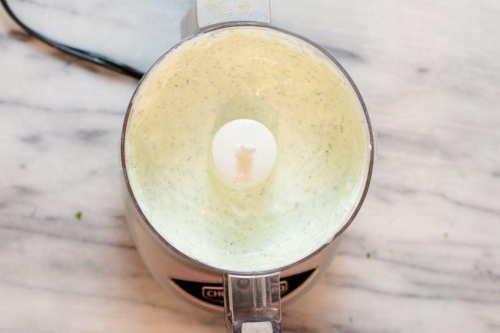 Cilantro Lime Dip