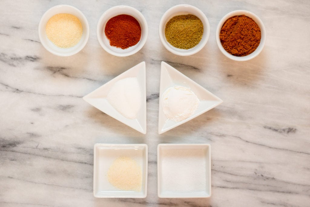 Easy Chicken Fajita Seasonings