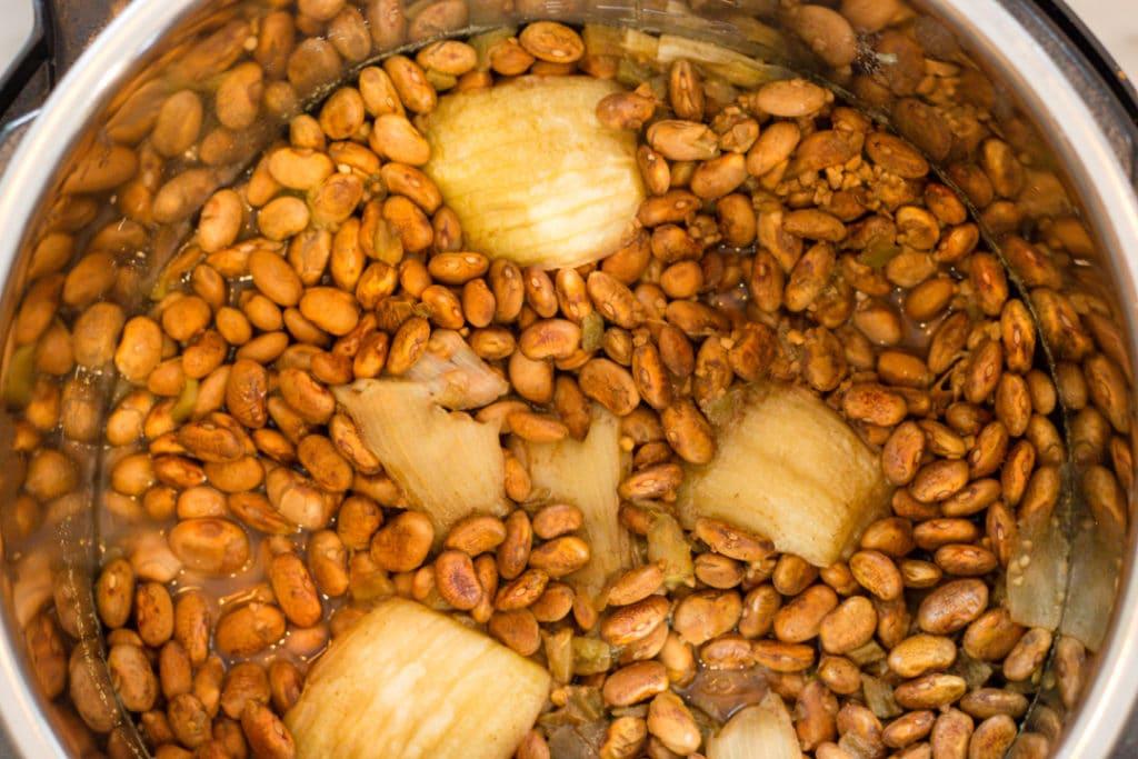 Instant Pot Homemade Refried Beans