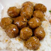 Instant Pot Teriyaki Meatballs