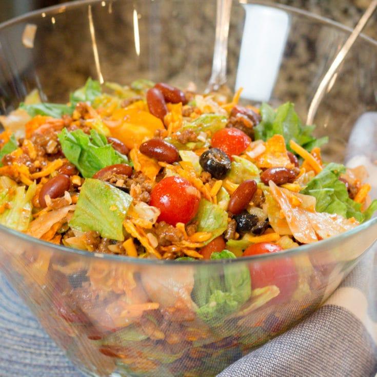 Dorito Taco Salad Recipe