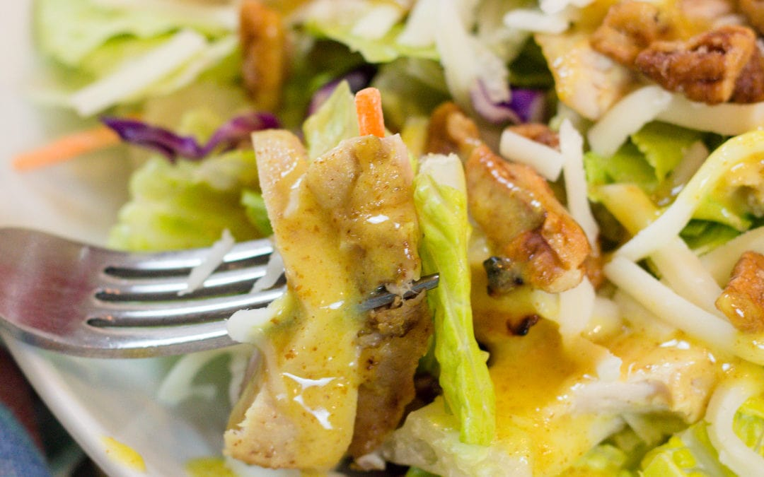 Delicious Honey Mustard Dressing Recipe