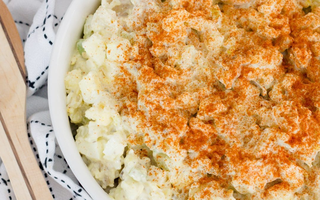 Making Grandma's Best Potato Salad Recipe is Easy