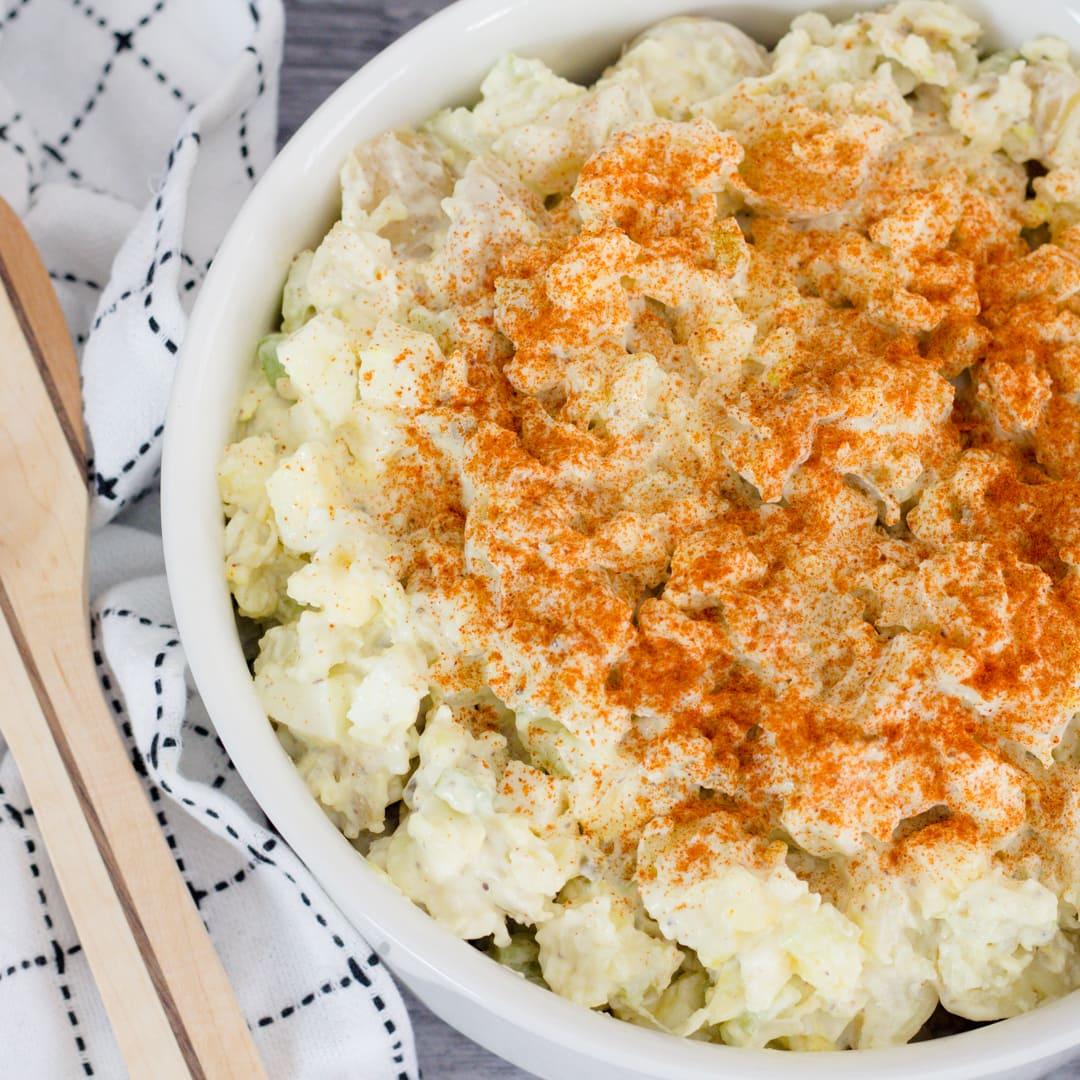 Making Grandma's Best Potato Salad Recipe is Easy