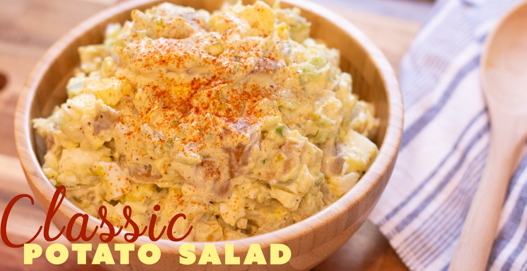 Grandma's Best Potato Salad Recipe