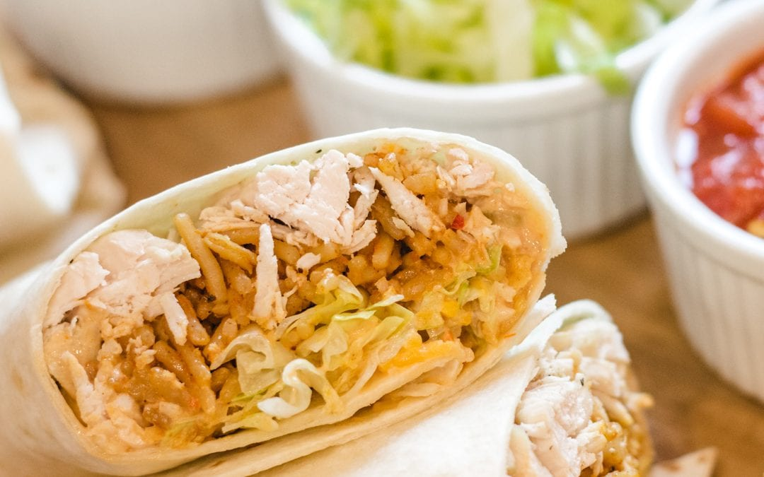 Smoky Chicken Taco Recipe