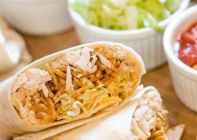 Smoky Chicken Taco Recipe