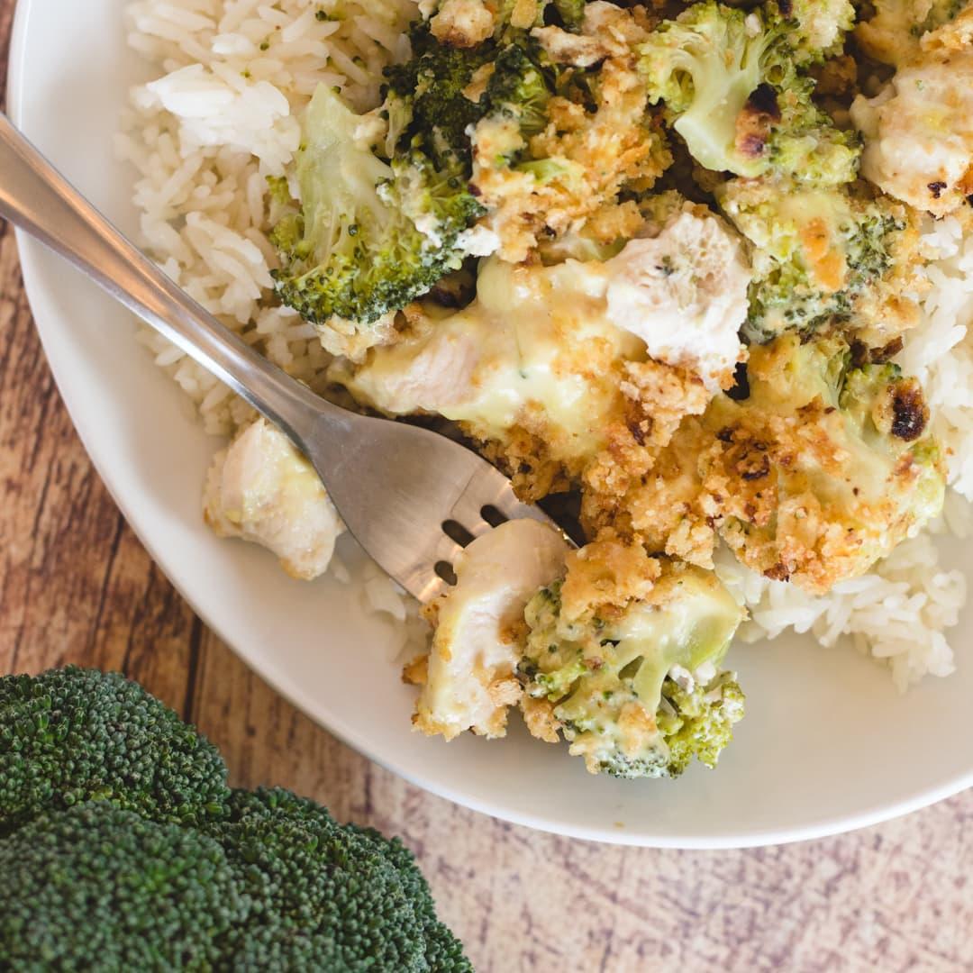Proven Favorite Broccoli Chicken Divan Recipe