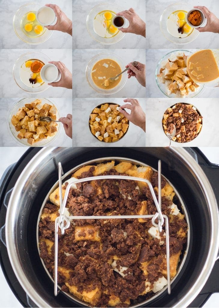 How to make Instant Pot Breakfast