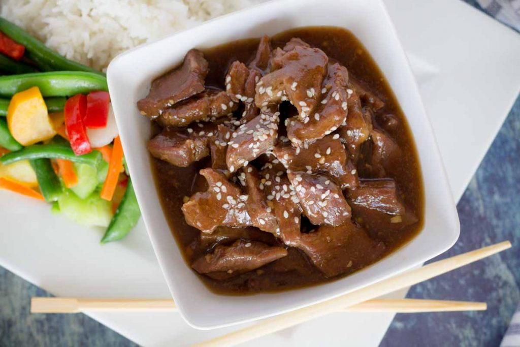 Beef Teriyaki Recipe