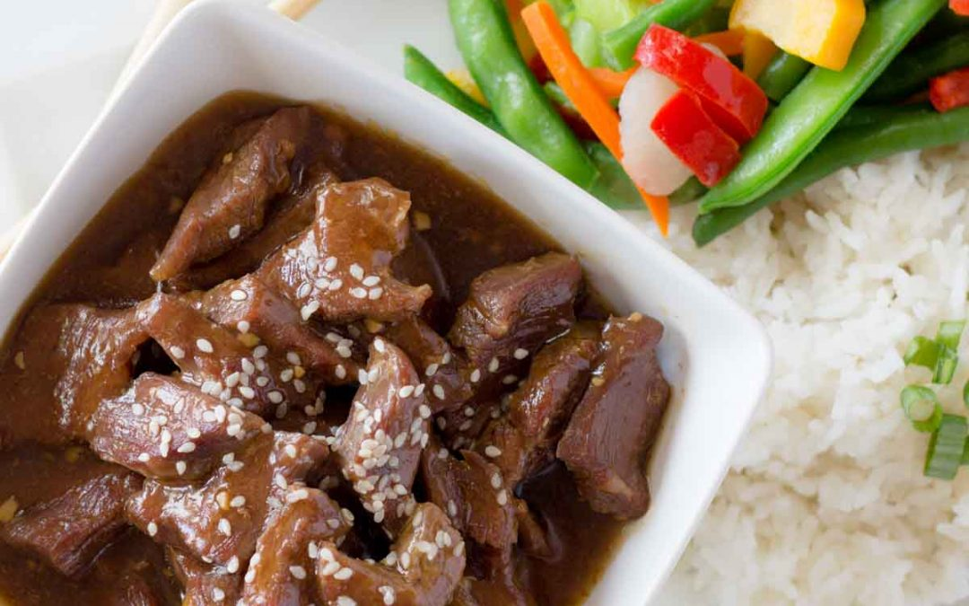 30 Minute Beef Teriyaki Recipe