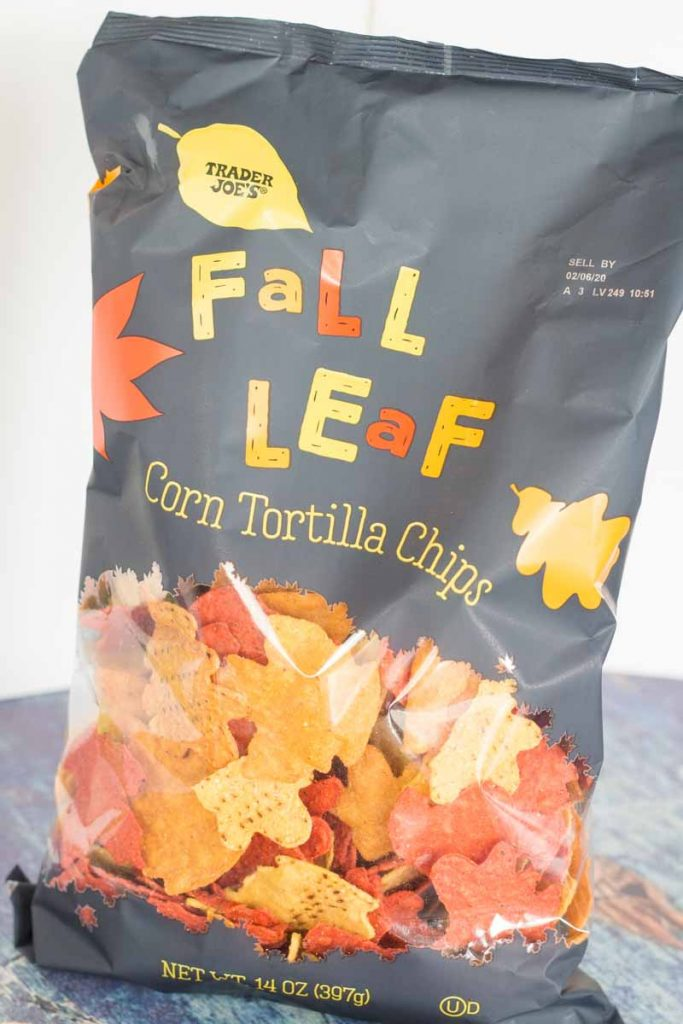 Trader Joes Corn Tortilla Chips