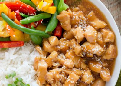 How to Make Chicken Teriyaki