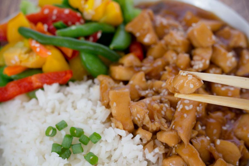 Easy Chicken Teriyaki Recipe