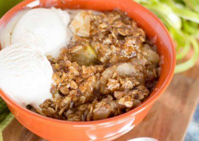 How to make Betty Crocker Apple Crisp