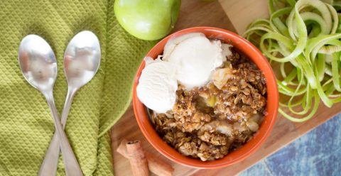 Betty Crocker Apple Crisp