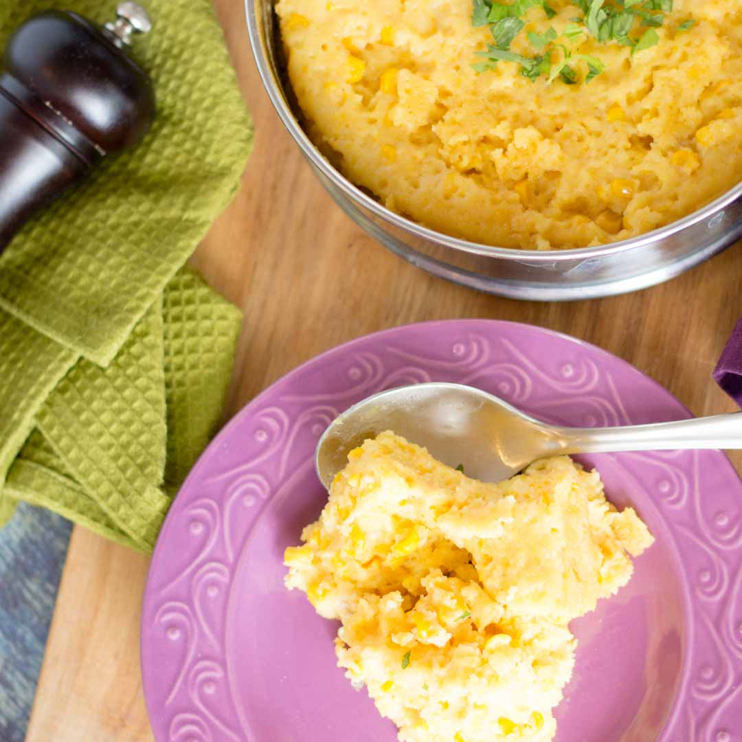How to make Instant Pot Corn Casserole