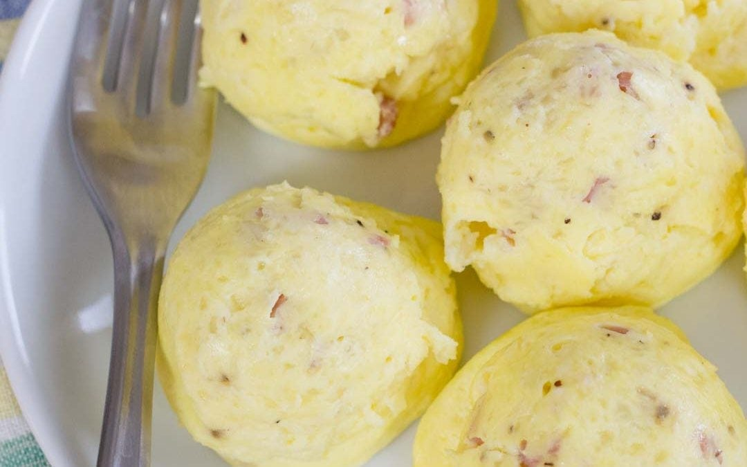 How to make Egg Bites