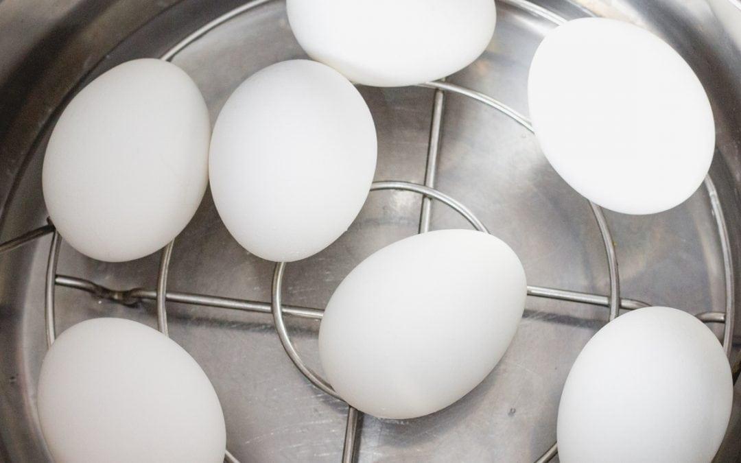 Best Instant Pot Hard Boil Eggs
