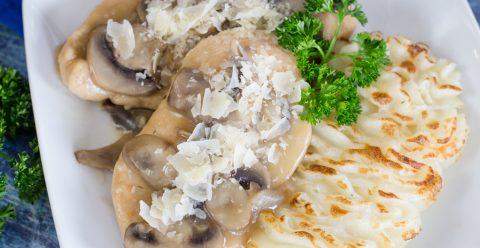 Easy Chicken Marsala