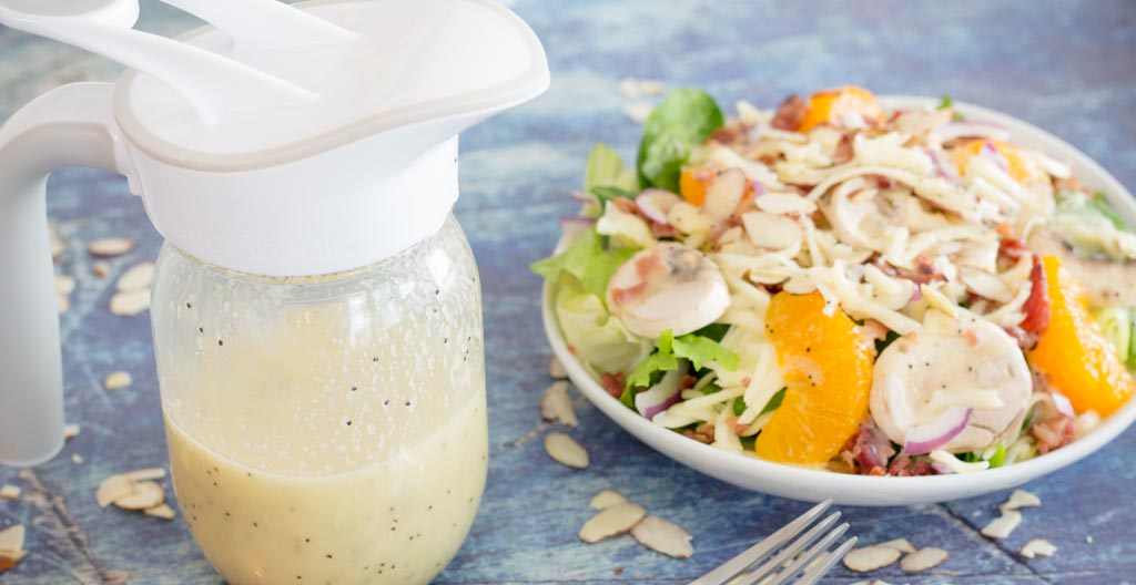 Homemade Poppy Seed Salad Dressing