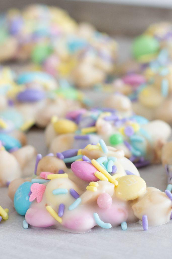 Spring Peanut Clusters