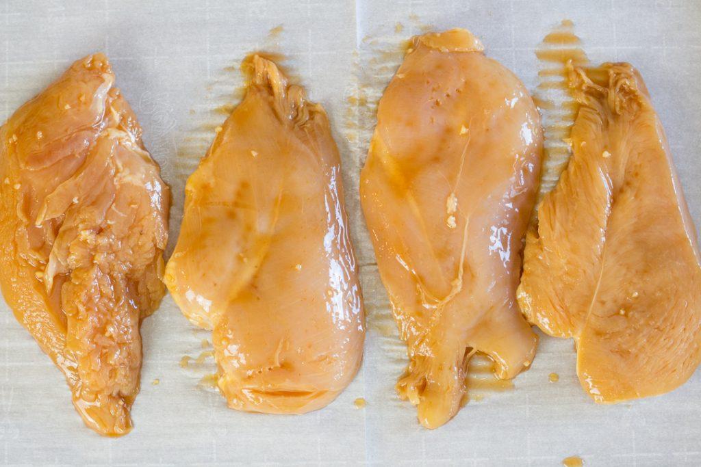 Oven Baked Huli Huli Chicken