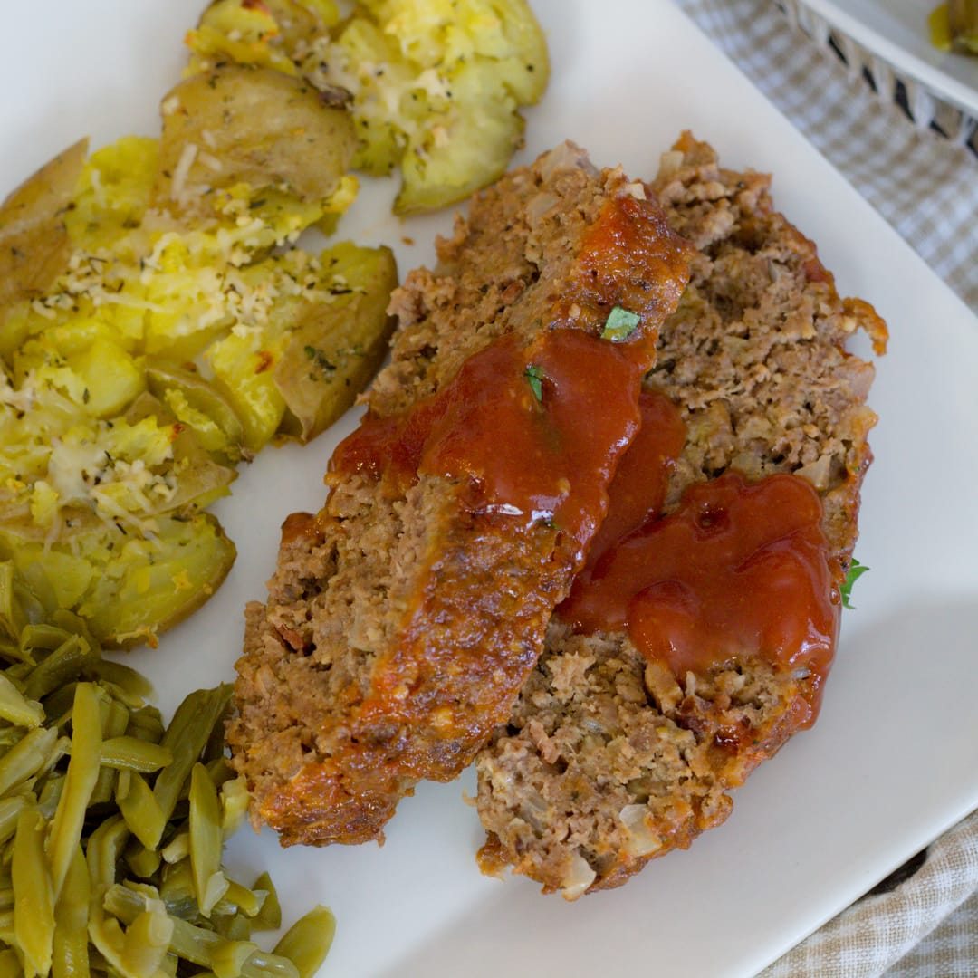 Easy Instant Pot Meatloaf Family Favorite Recipe