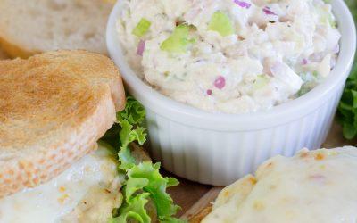 The BEST Tuna Salad